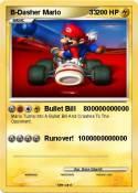 B-Dasher Mario