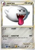 metal boo