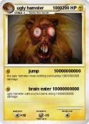 ugly hamster