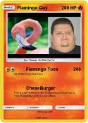 Flamingo Guy