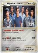 M justice crew