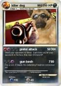 killer dog 900