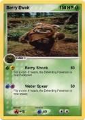 Berry Ewok