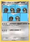 Dodo et Buru se