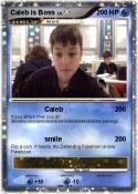 Caleb is Boss