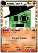 Creeper Captain