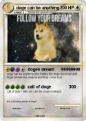 doge can be