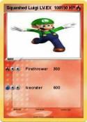 Squashed Luigi