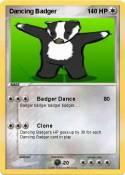 Dancing Badger