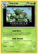Yoda Hulk