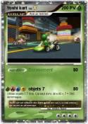 Yoshi kart