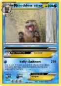 toothless otter