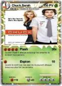 Chuck,Sarah