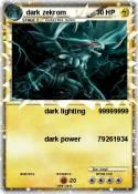 dark zekrom