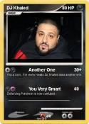 Pok 233 Mon Dj Khaled Scream My Pokemon Card