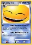 epic smily face
