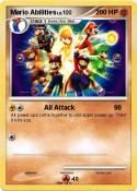 Mario Abilities