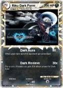 Riku Dark Form