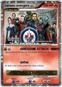 canada avengers