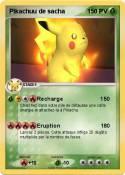 Pikachuu de