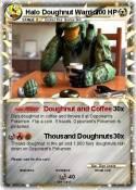 Halo Doughnut