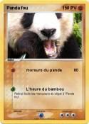 Panda fou
