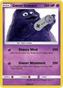 Gamer Grimace