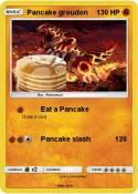 Pancake groudon