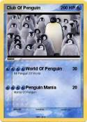 Club Of Penguin