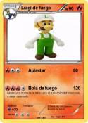 Luigi de fuego