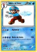 Mario de hielo