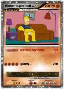 Homer super