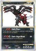 Dark Arceus ex