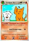 Cloudpaw likes