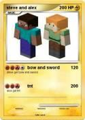 steve and alex