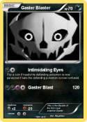 Gaster Blaster