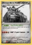 Sherman Mk Vc