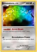 Eeveelutions