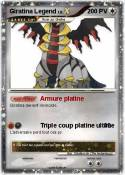 Giratina Legend