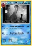 Lockness Monsta
