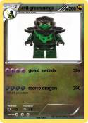 evil green