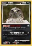 HAWK SHOCK