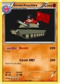 Soviet Knuckles