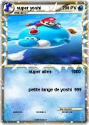 super yoshi