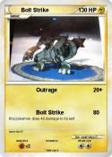 Bolt Strike