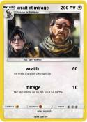 wrait et mirage
