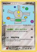 bing box