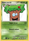Apple tree EX