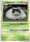 Lord Fat Cat