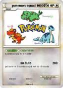 pokemon squad